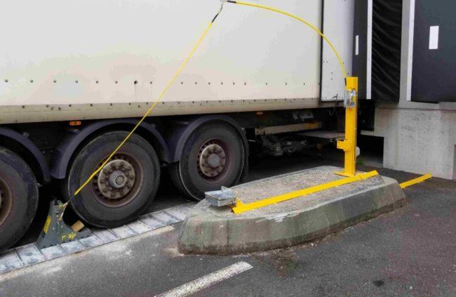 2012-Lancement du système bloque-roue portable POWERCHOCK 3