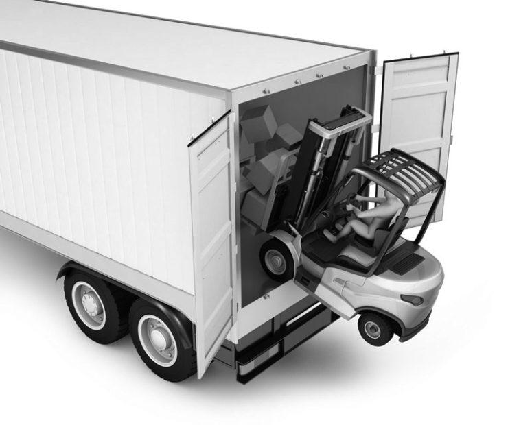 Accident risks loading docks