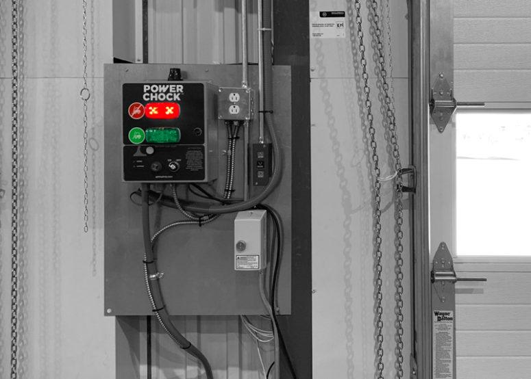 POWERCHOCK control box